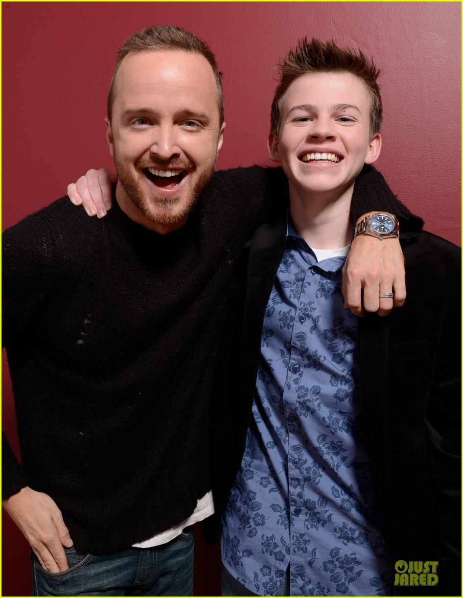 aaron paul hellion premiere at sundance film festival 2014 083033877
