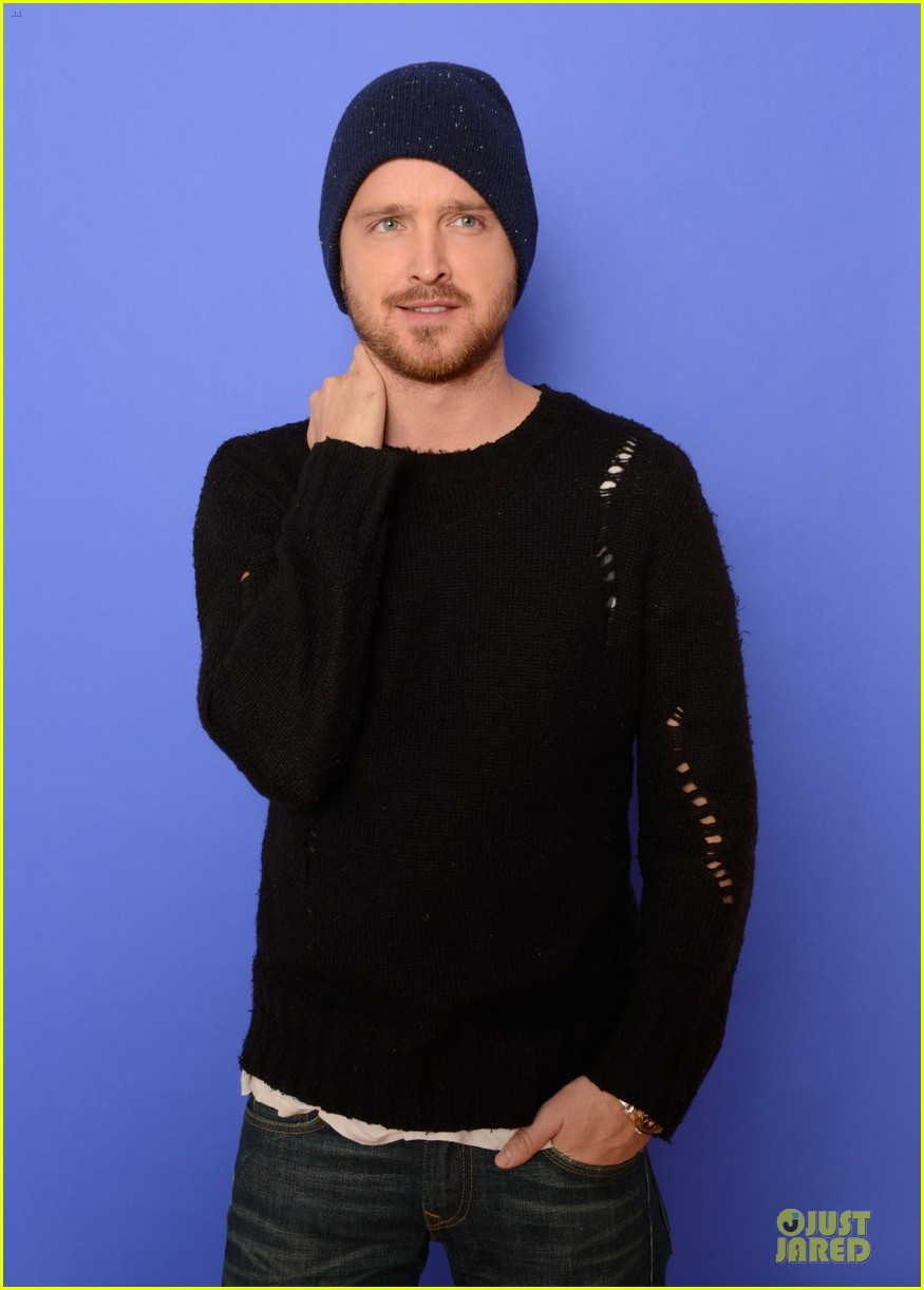 aaron paul hellion premiere at sundance film festival 2014 09