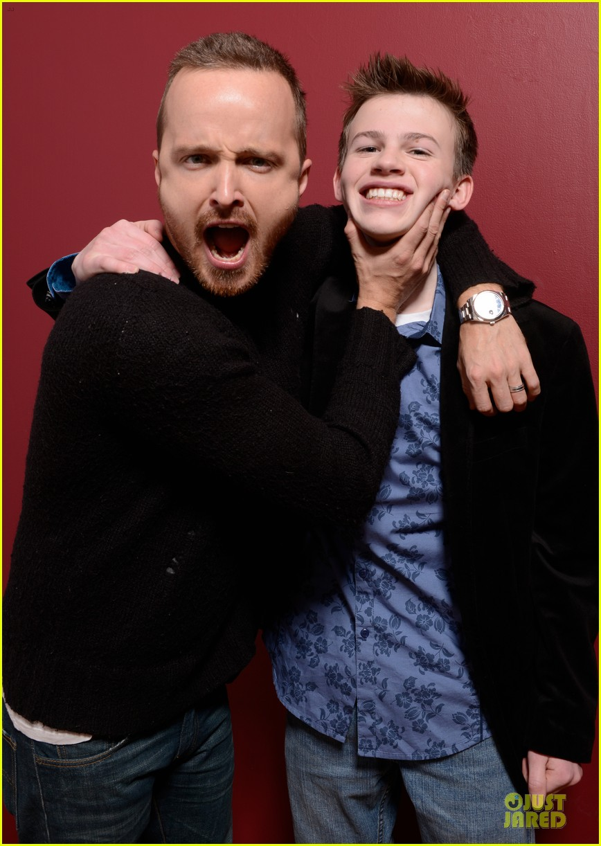 aaron paul hellion premiere at sundance film festival 2014 103033879