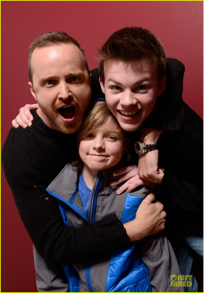 aaron paul hellion premiere at sundance film festival 2014 12