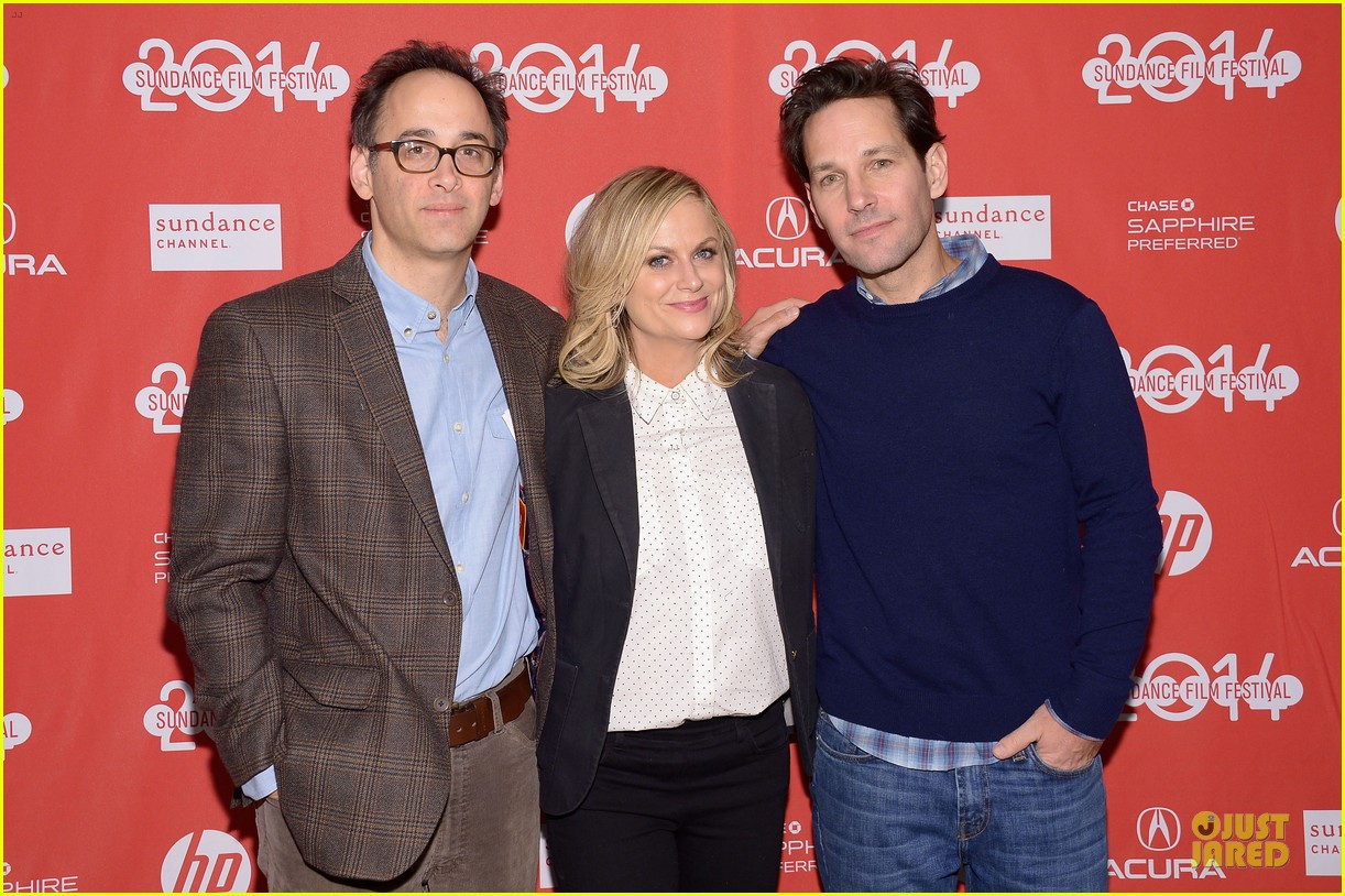 amy poehler paul rudd they came together sundance premiere 04