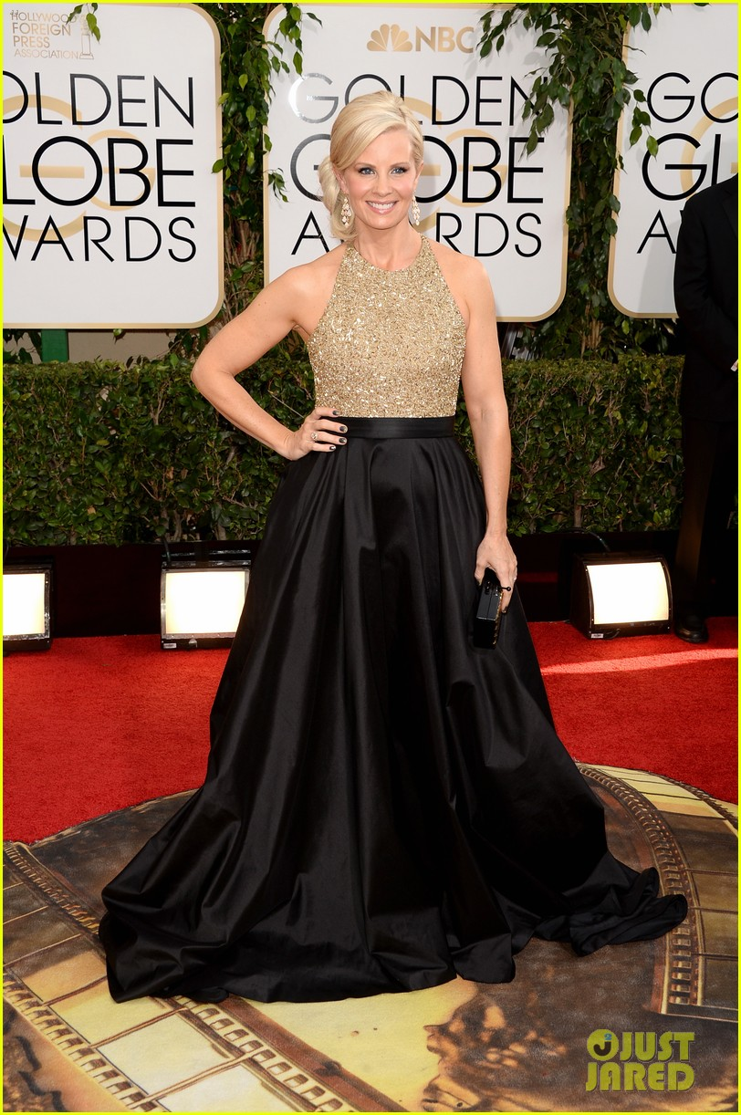 monica potter golden globes 2014 red carpet 07