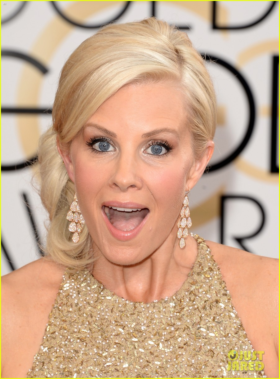 monica potter golden globes 2014 red carpet 08
