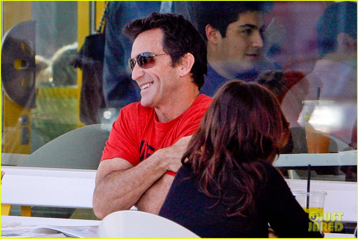 survivors jeff probst shows off ripped shirtless body at 52 19