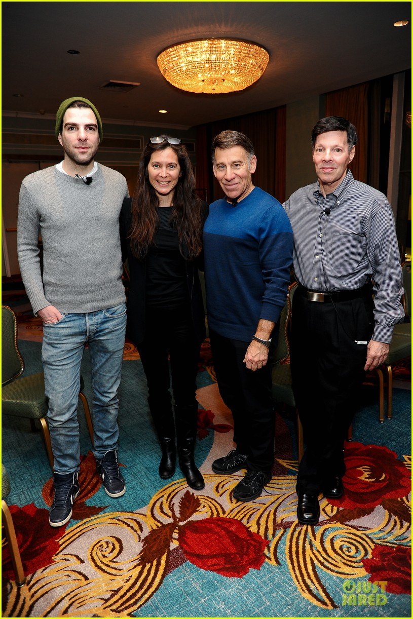 zachary quinto global performing arts conference 053027819