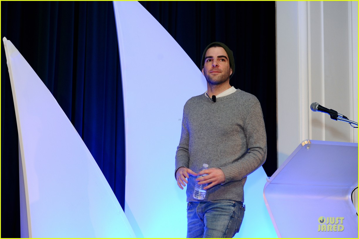 zachary quinto global performing arts conference 18