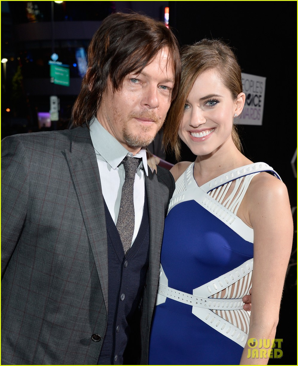 norman reedus peoples choice awards 2014 presenter 19