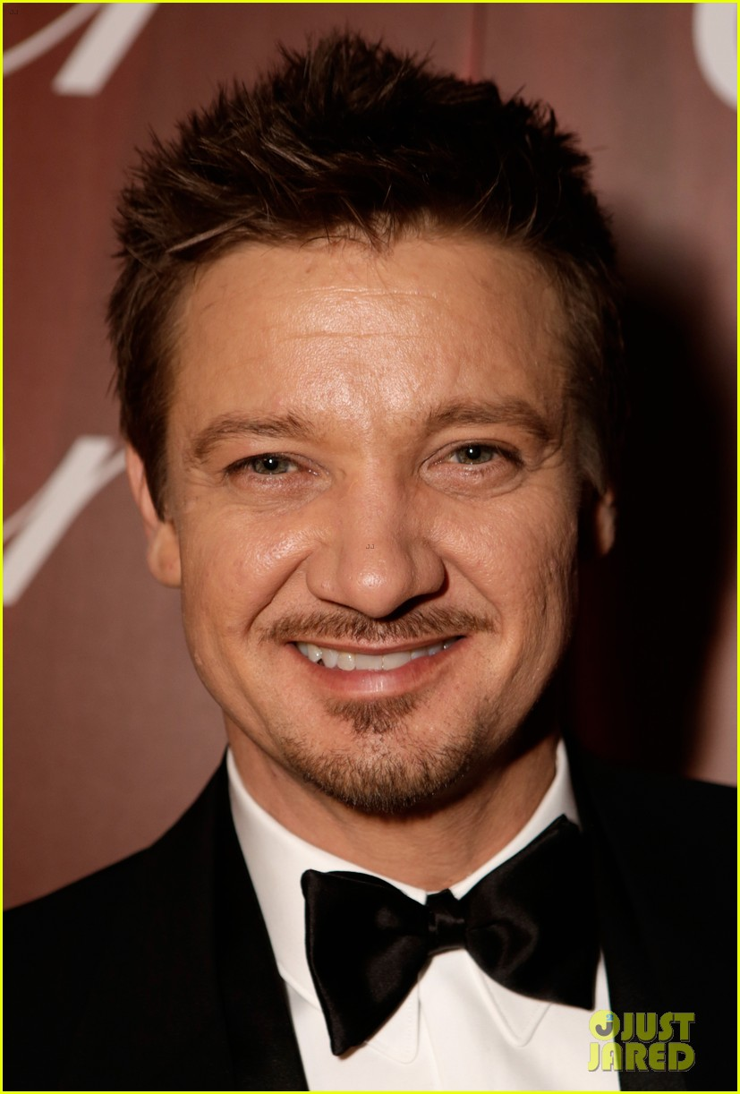 jeremy renner elisabeth rohm palm springs film festival awards gala 2014 02