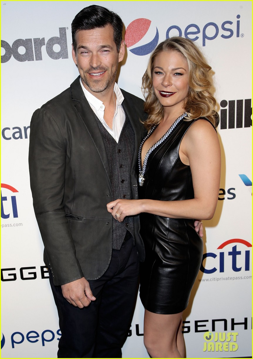 leann rimes billboards power 100 event with eddie cibrian 223038925