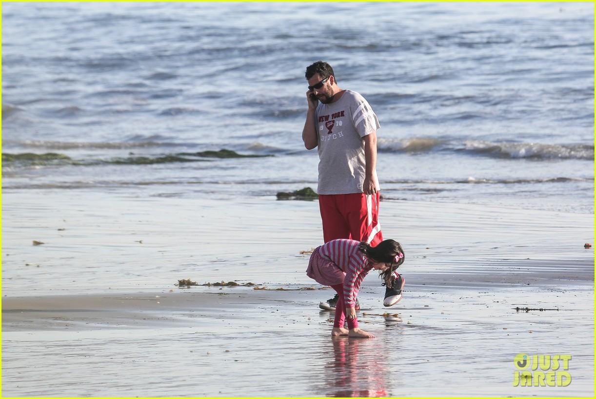 adam sandler back on west coast after hawaii trip 063022024