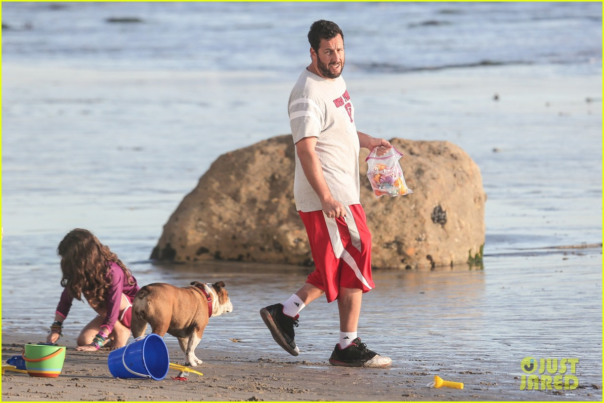 adam sandler back on west coast after hawaii trip 163022034