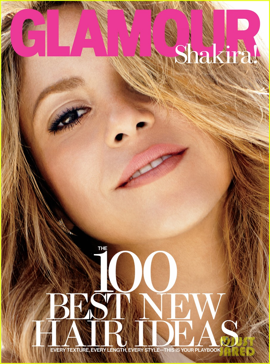 shakira covers glamour february 2014 023024437