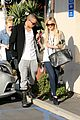 ashlee simpson evan ross spend wednesday shopping 13