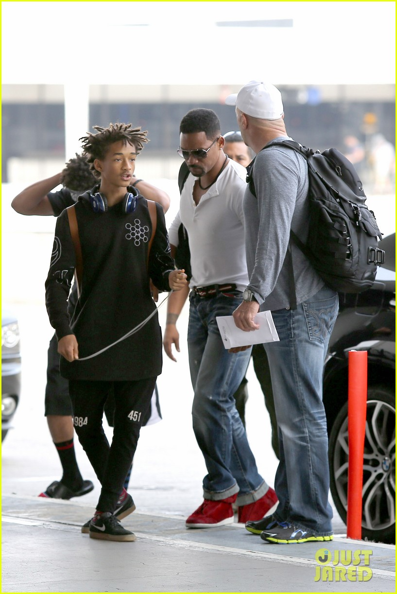 buff will smith takes jaden out of town 143044262