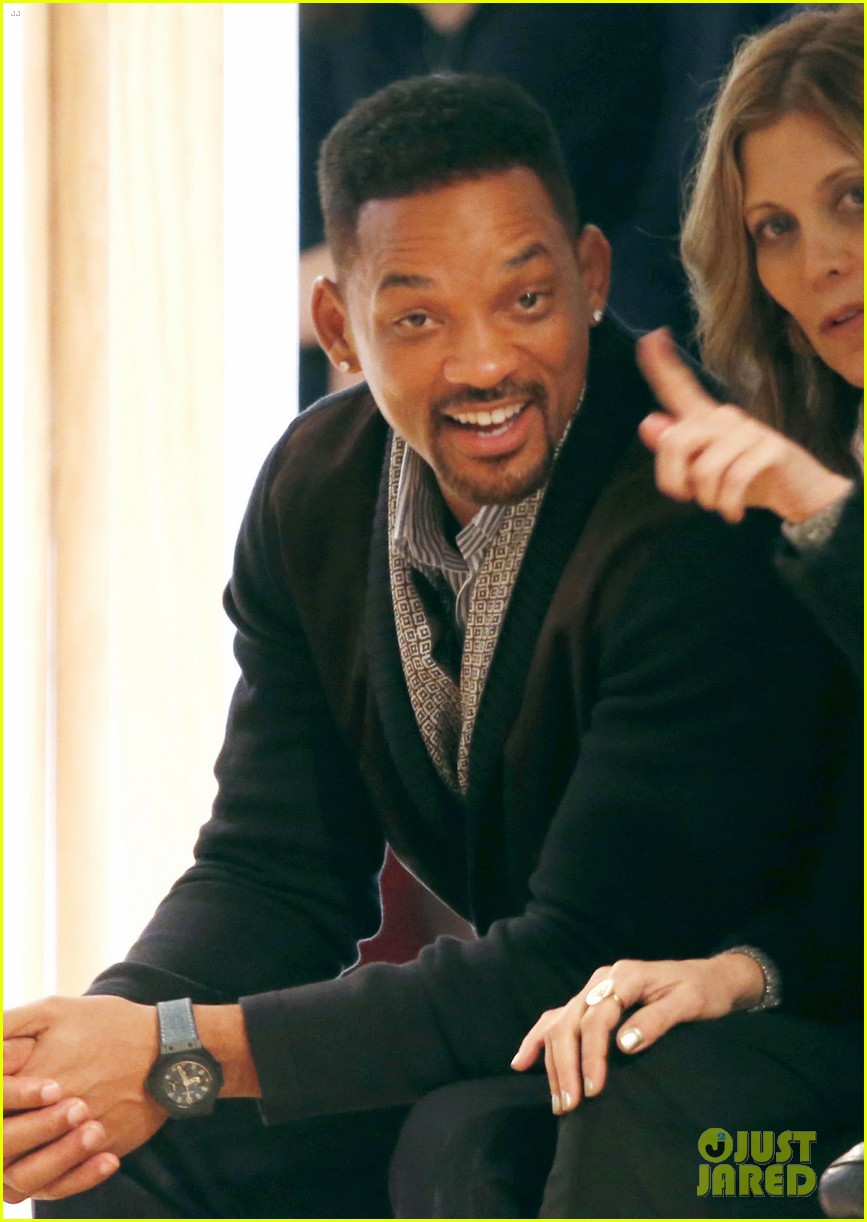 will smith karlie kloss dior homme fashion show 023035261