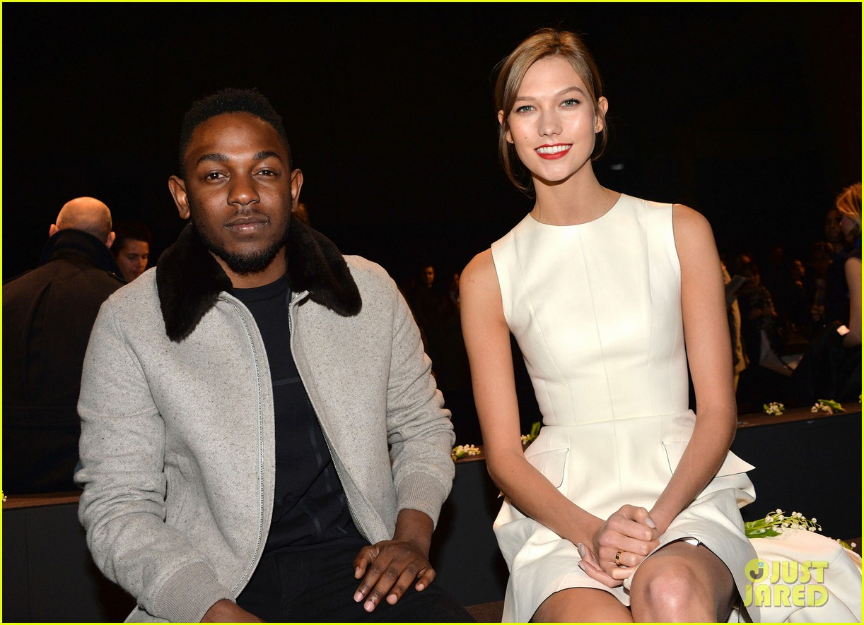 will smith karlie kloss dior homme fashion show 21