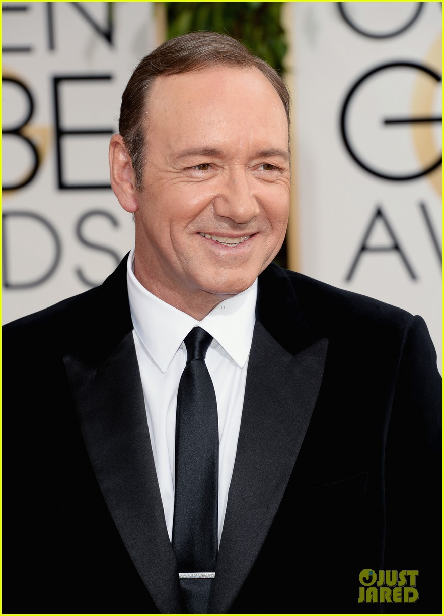 kevin spacey kristen connolly golden globes 2014 093029713