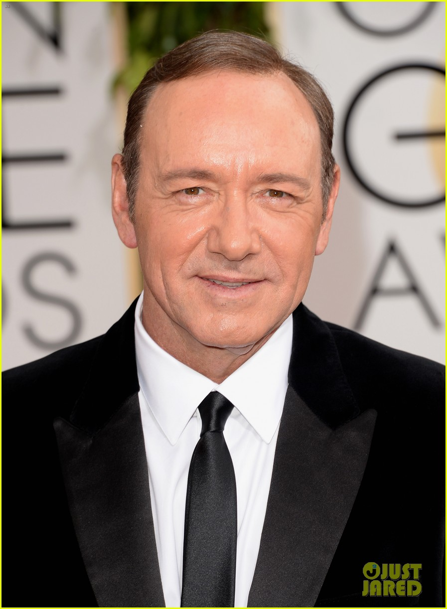 kevin spacey kristen connolly golden globes 2014 10