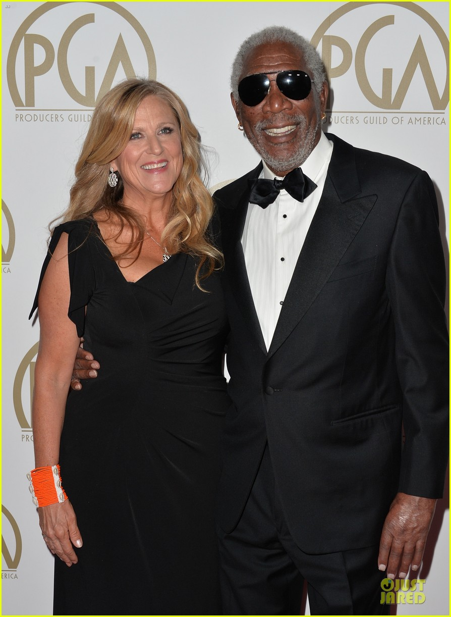 "Morgan Freeman finally denies ""romantic relationship"" with step ..."