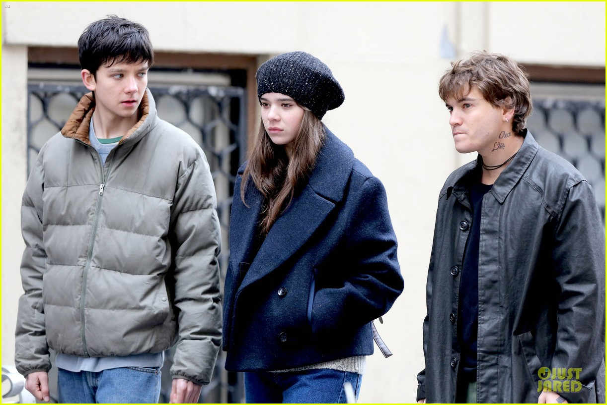 hailee steinfeld emile hirsch ten thousand saints set 043042406