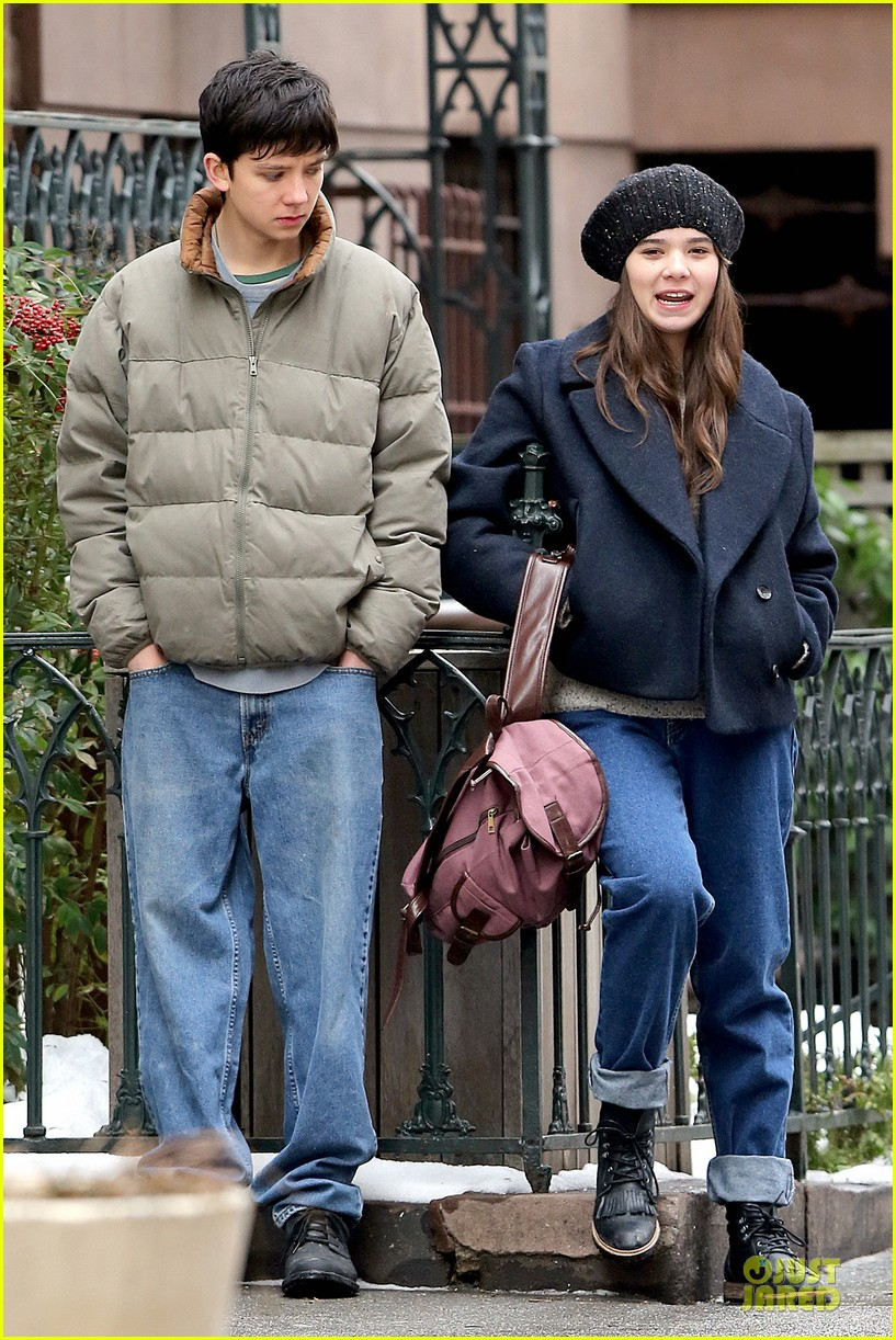 hailee steinfeld emile hirsch ten thousand saints set 10