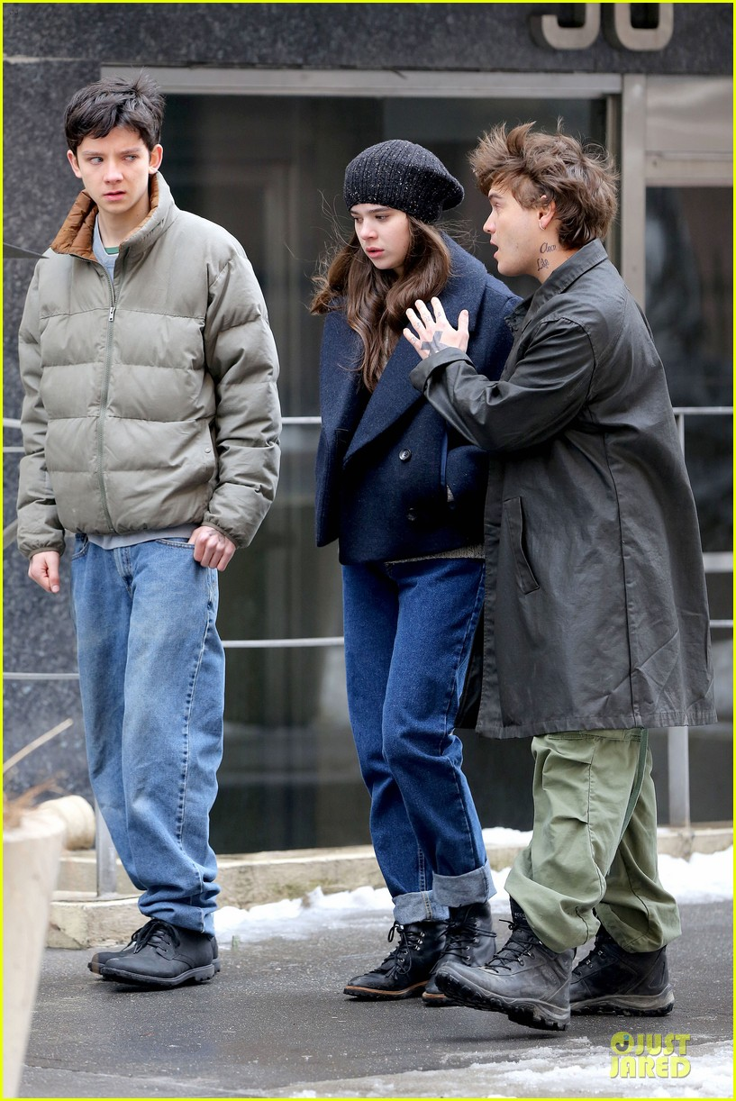 hailee steinfeld emile hirsch ten thousand saints set 16