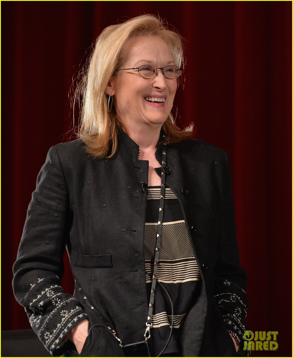 meryl streep august osage county l a screening 06