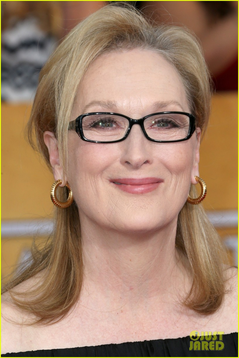 meryl streep sag awards 2014 red carpet 013034681