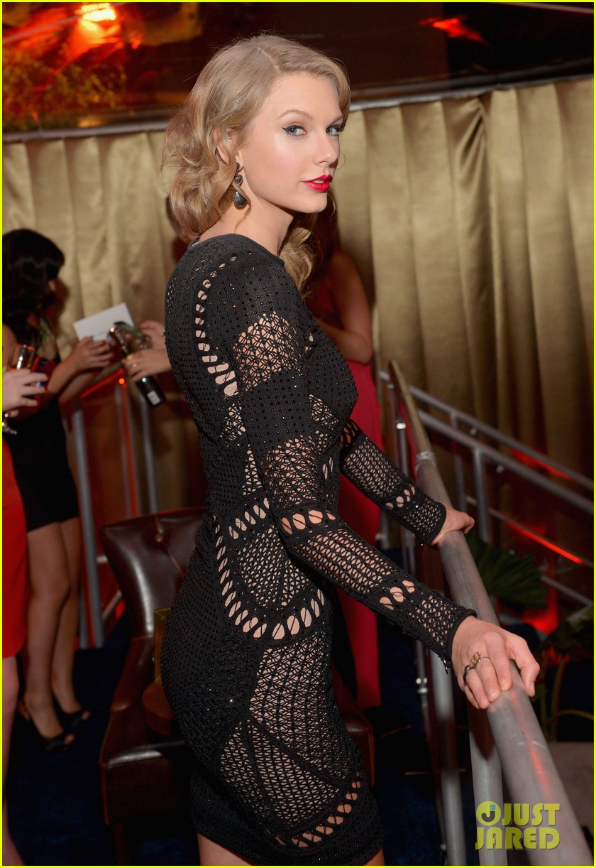 taylor swift instyle weinsteins golden globes parties 2014 033029855