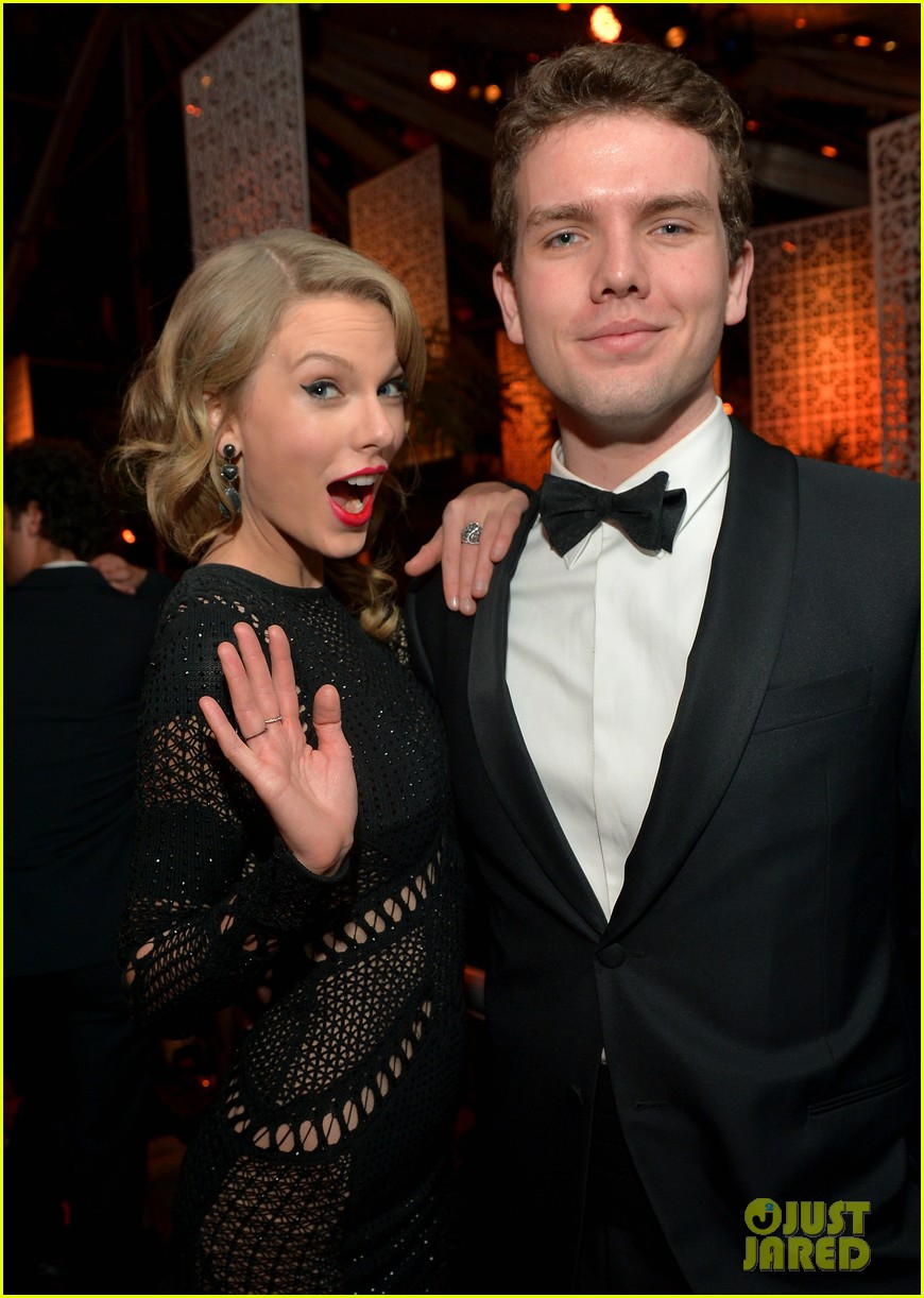 taylor swift instyle weinsteins golden globes parties 2014 09