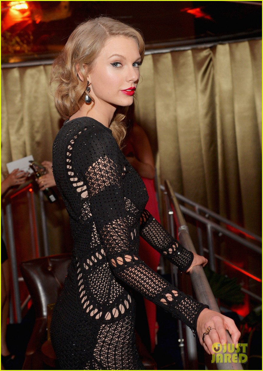 taylor swift instyle weinsteins golden globes parties 2014 10