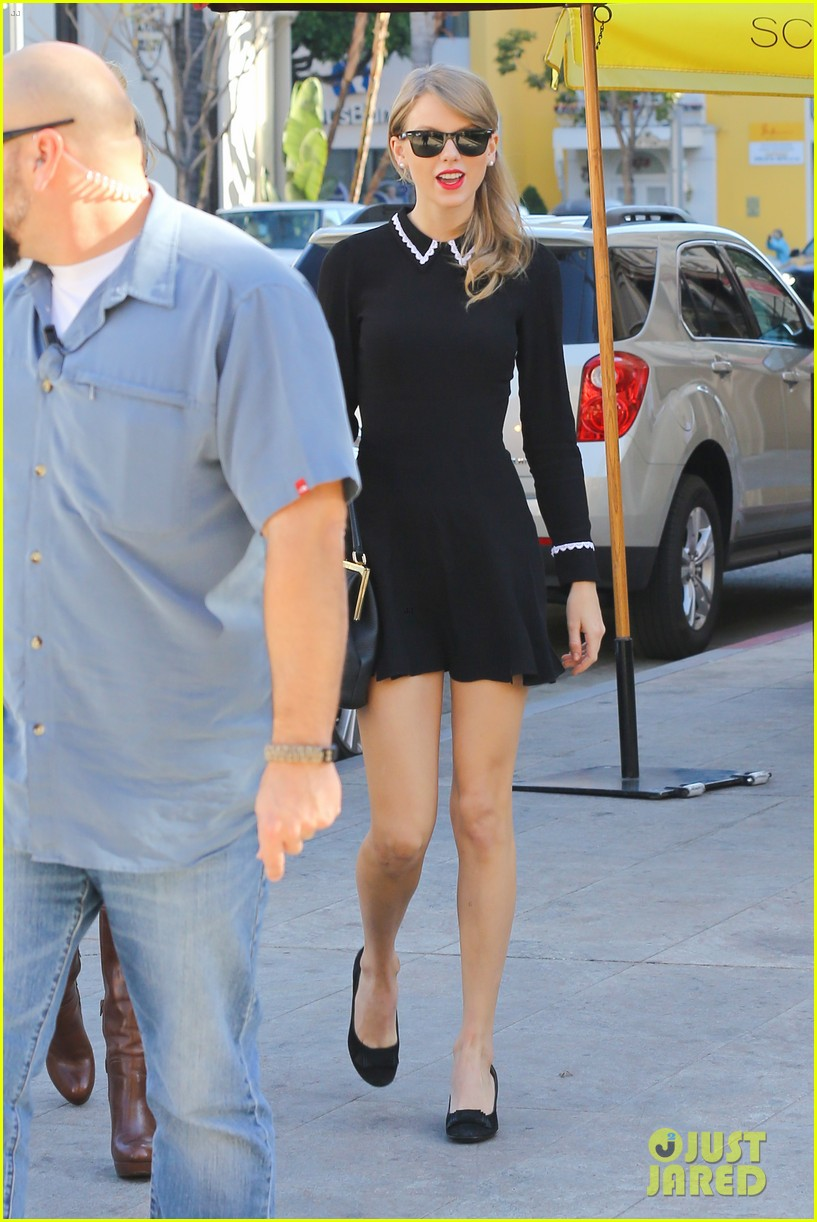 taylor swift bouchon lunch with new friend jaime king 163036484