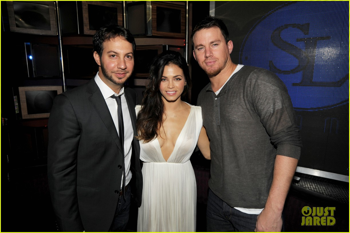 channing tatum jenna dewan ocean drive magazine party 02