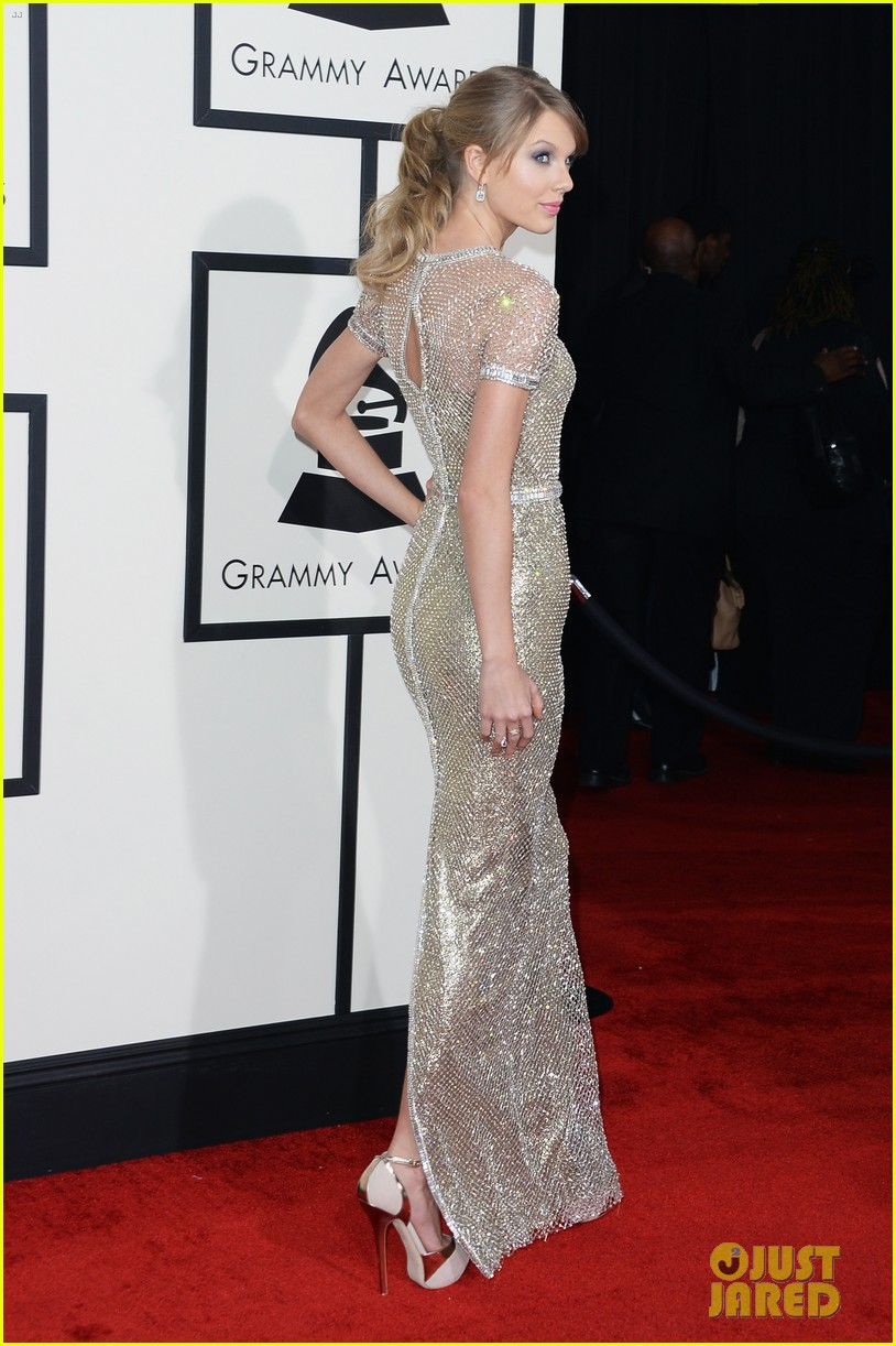 taylor swift grammys 2014 red carpet 193041242