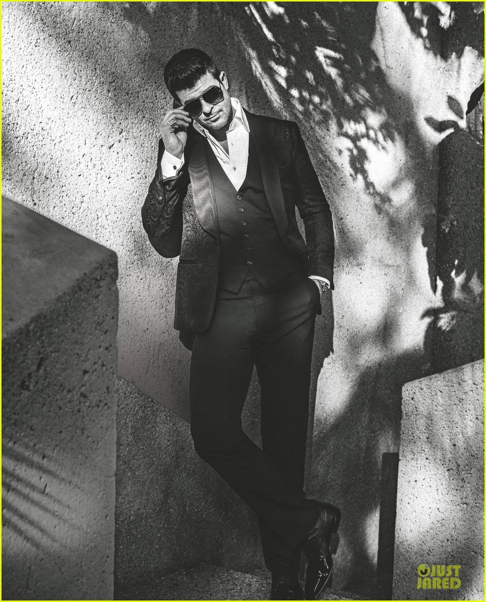 robin thicke covers la confidential grammy issue 01