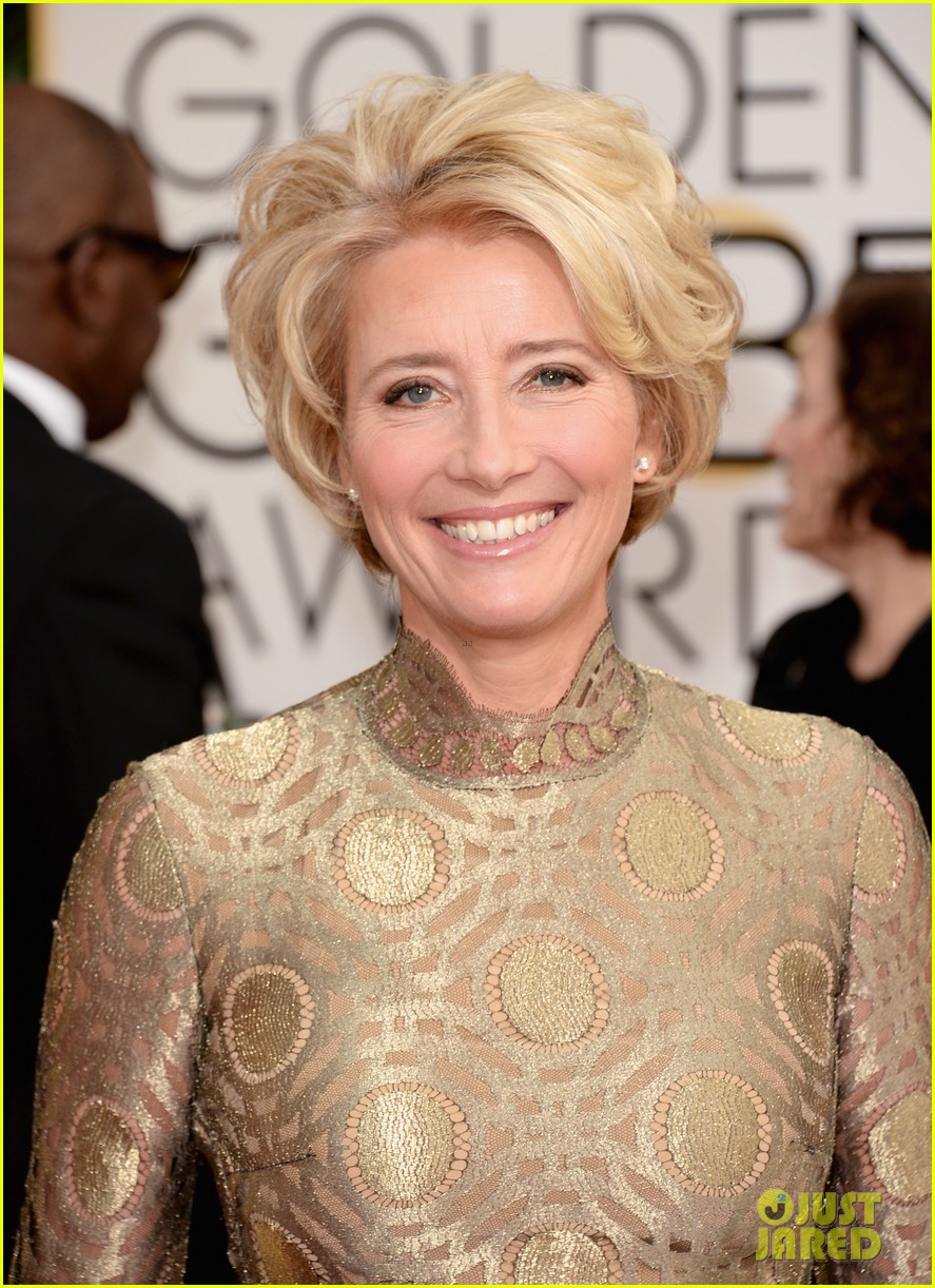emma thompson golden globes 2014 red carpet 02