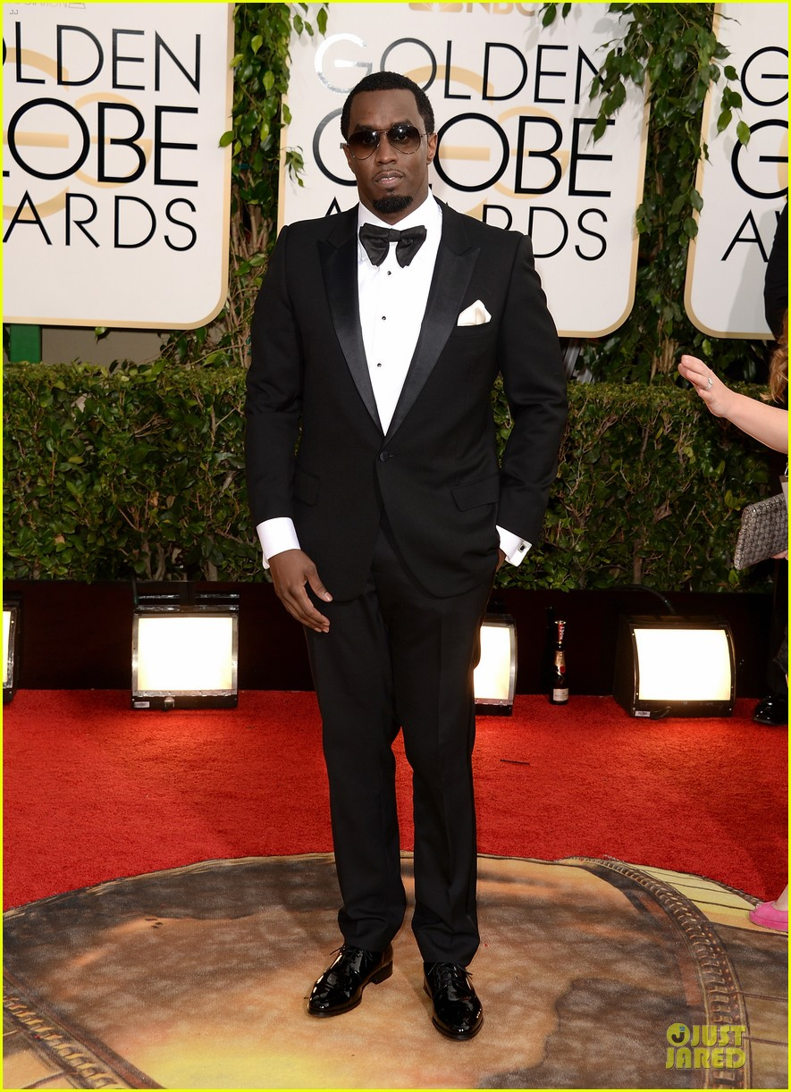 usher sean combs golden globes 2014 presenters 05