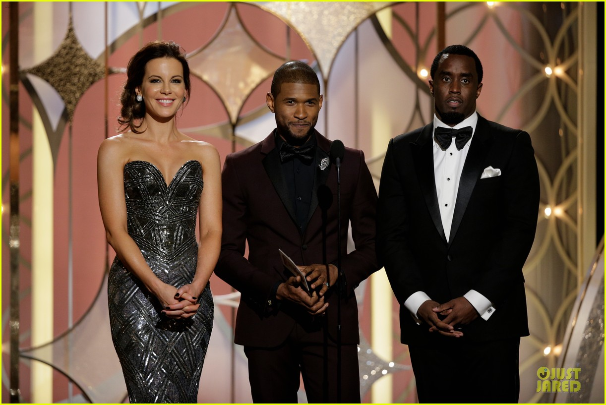 usher sean combs golden globes 2014 presenters 103029752