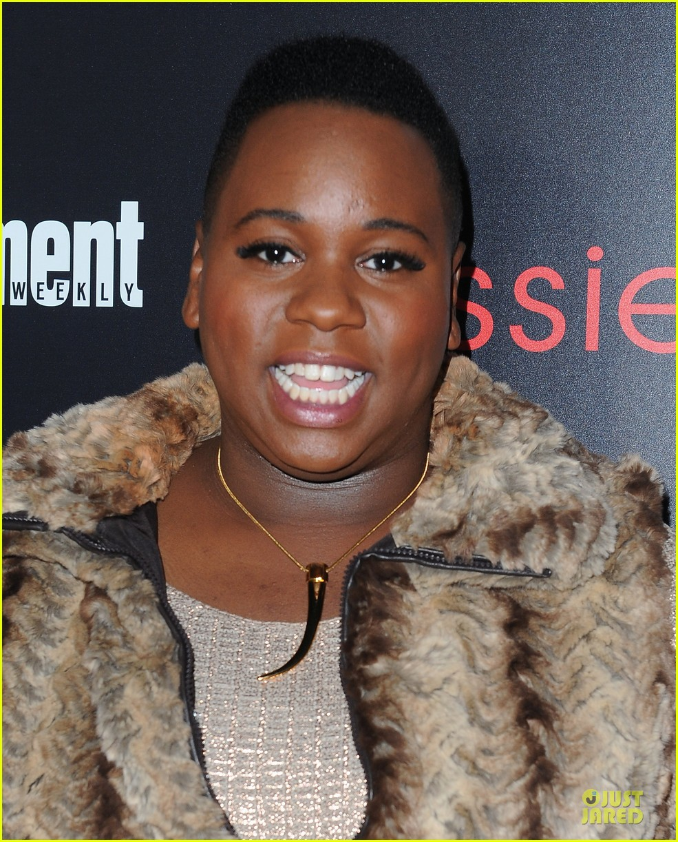 jenna ushkowitz alex newell ew sag nominees party 123034194