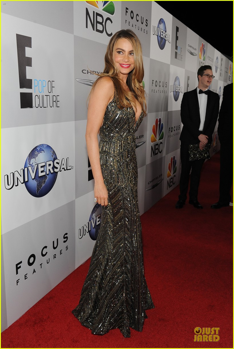 sofia vergara nbc golden globes party 2014 01