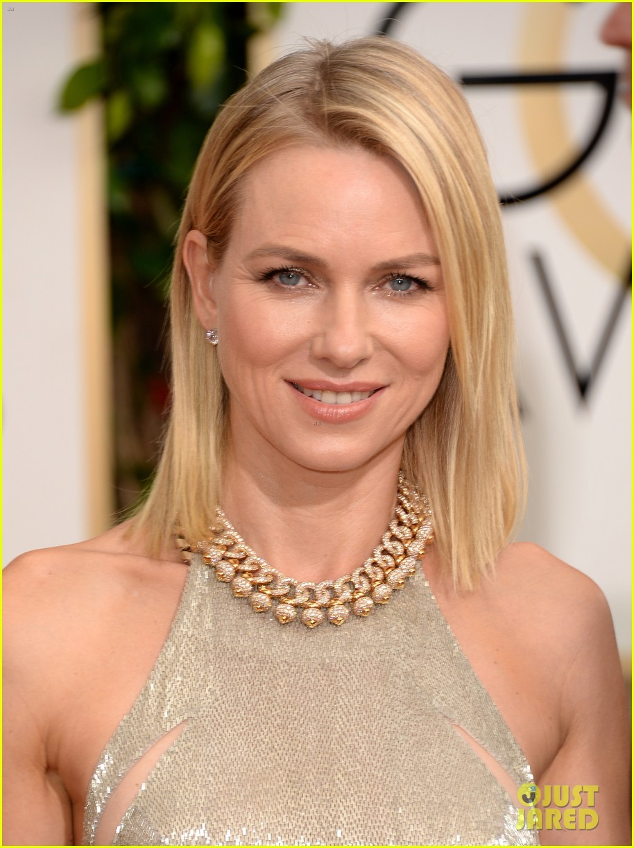 naomi watts liev schreiber golden globes 2014 red carpet 04
