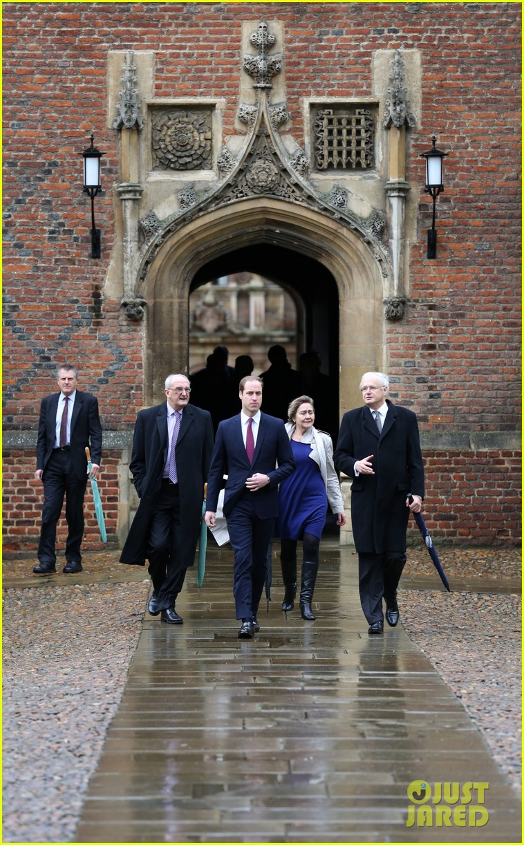 prince william first day of school at cambridge 07