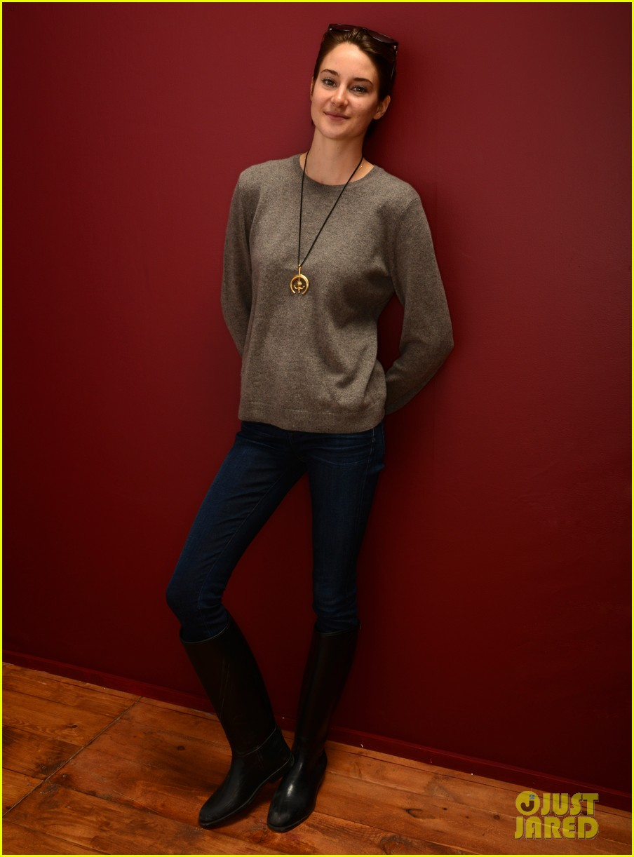 shailene woodley white bird in a blizzard at sundance 2014 16
