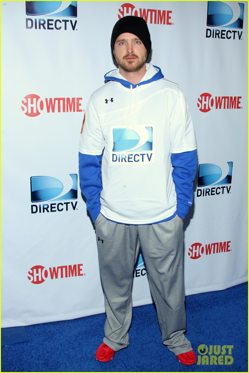 aaron paul james marsden directv beach bowl 2014 players 03