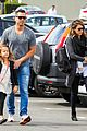 jessica alba cash warren empty handed target stop with the girls 15