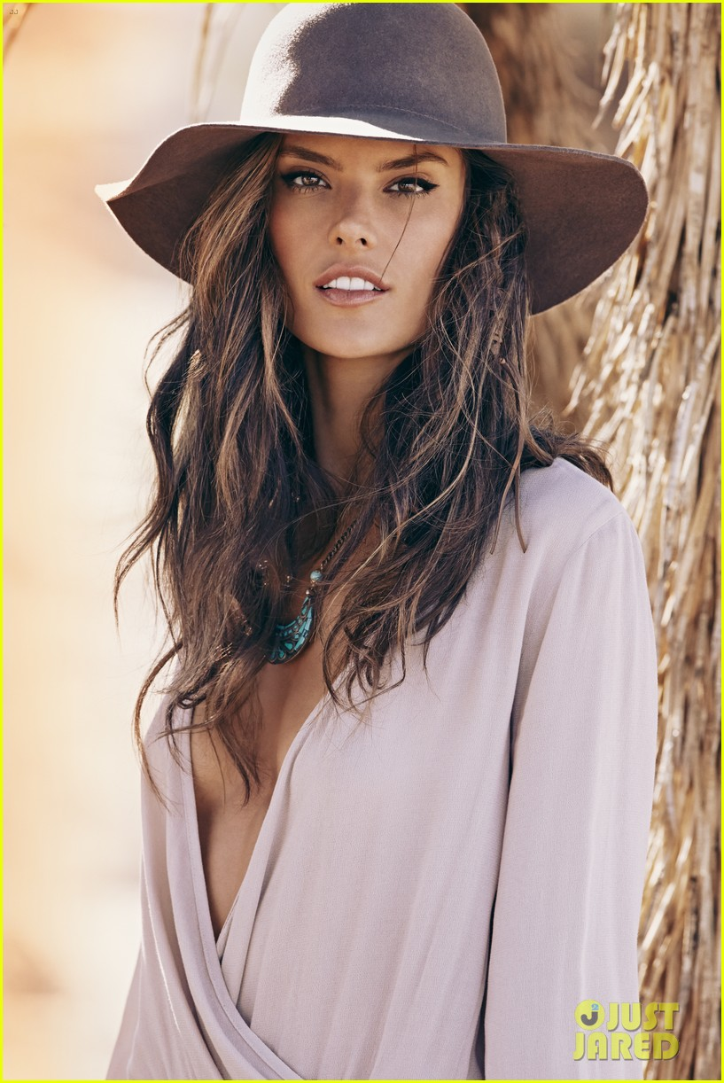 alessandra ambrosio launches fashion line ale by alessandra 013059665