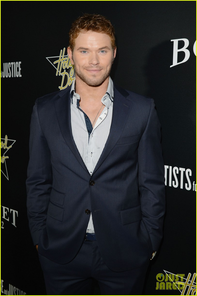 kellan lutz anne v hollywood domino gala 2014 02