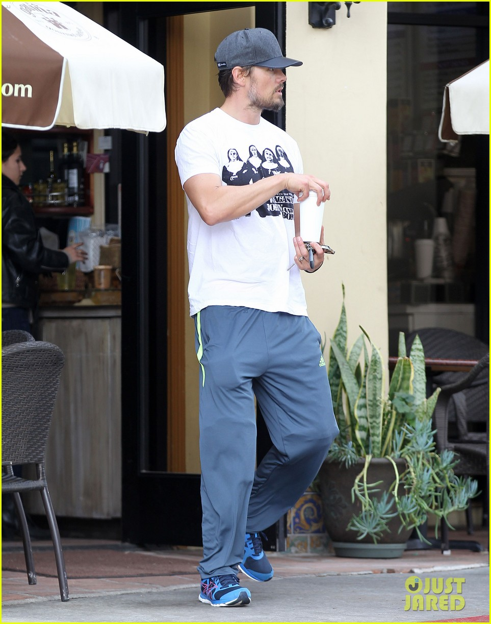 josh duhamel maybe axl north west will get together someday 21