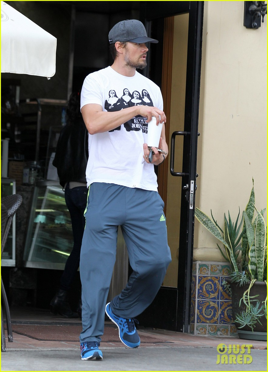 josh duhamel maybe axl north west will get together someday 243045600