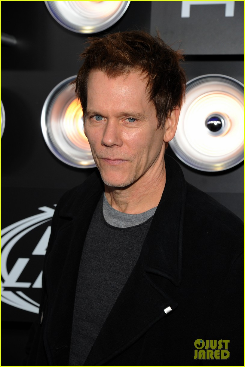 Kevin Bacon & Josh Lucas Party at Bud Light Hotel Over Super Bowl